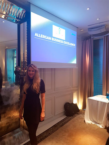 Allergan Business Excellence